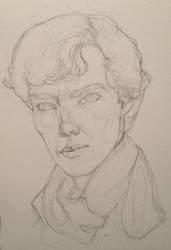 Sherlock (WIP) by SimoneMorgan