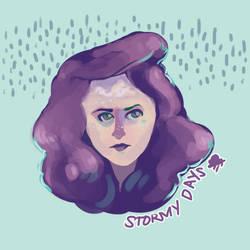 Stormy by SimoneMorgan
