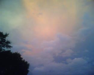 june21-2009, orange sky by nuGFX
