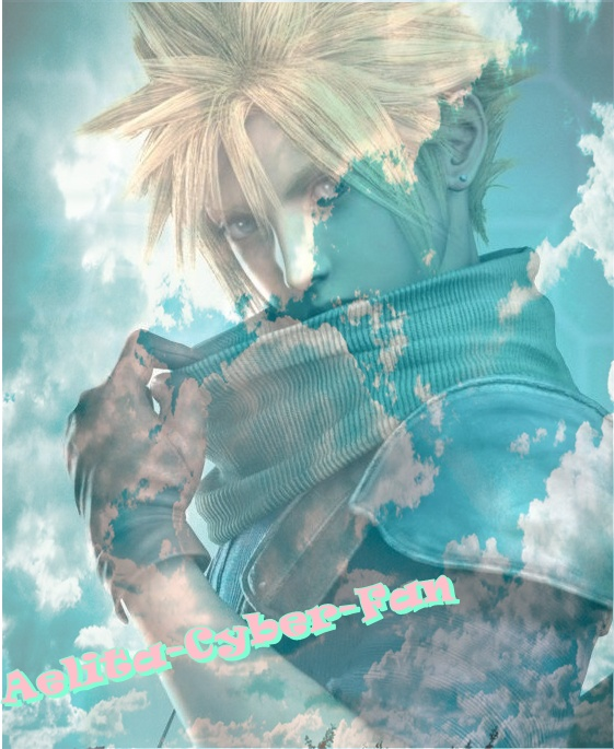Cloud Strife - THE BEST SKY. by Aelita-Cyber-Fan