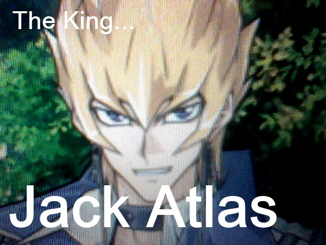TF4 Jack Atlas Wallpaper: The King Jack Atlas by TheBlackRoseWitch