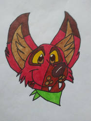 Mange the hyena (newest update)