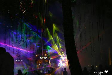 rainbow lights?