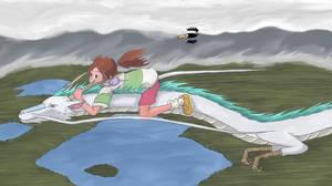 Spirited Away: Flight