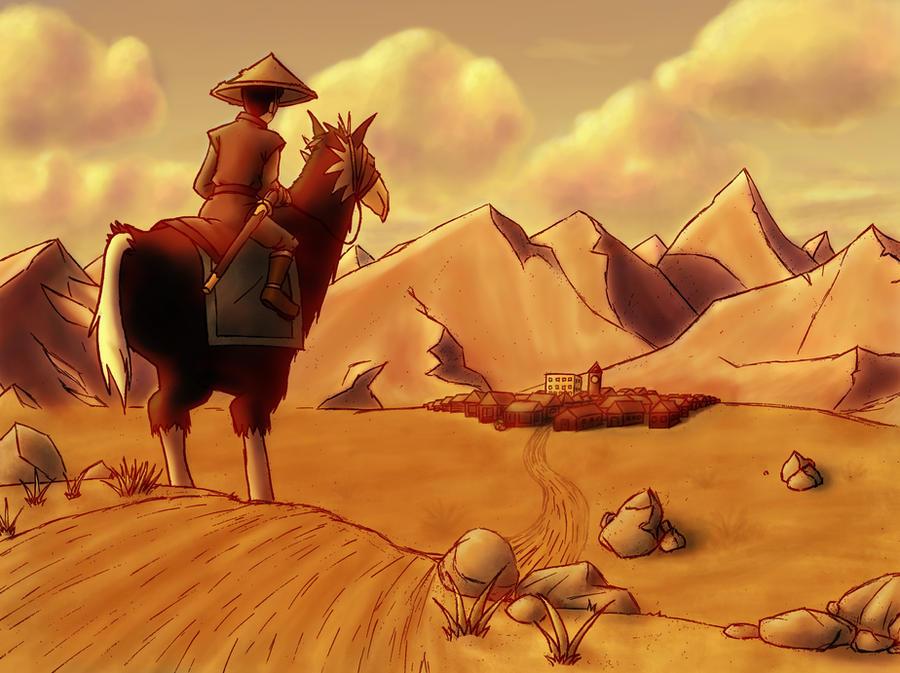 Avatar: Zuko Alone