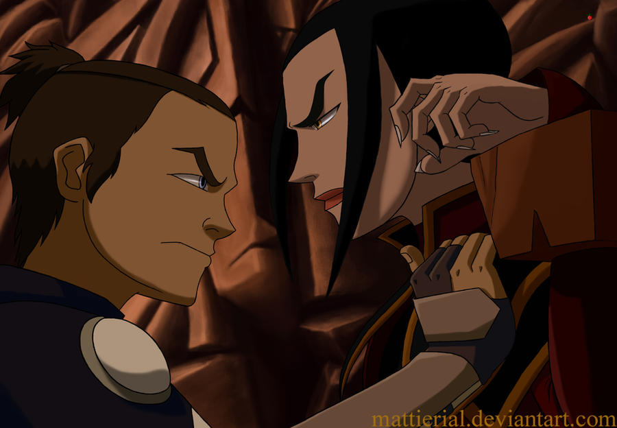 """Avatar: """"Where is Suki"""" by Mattierial"""