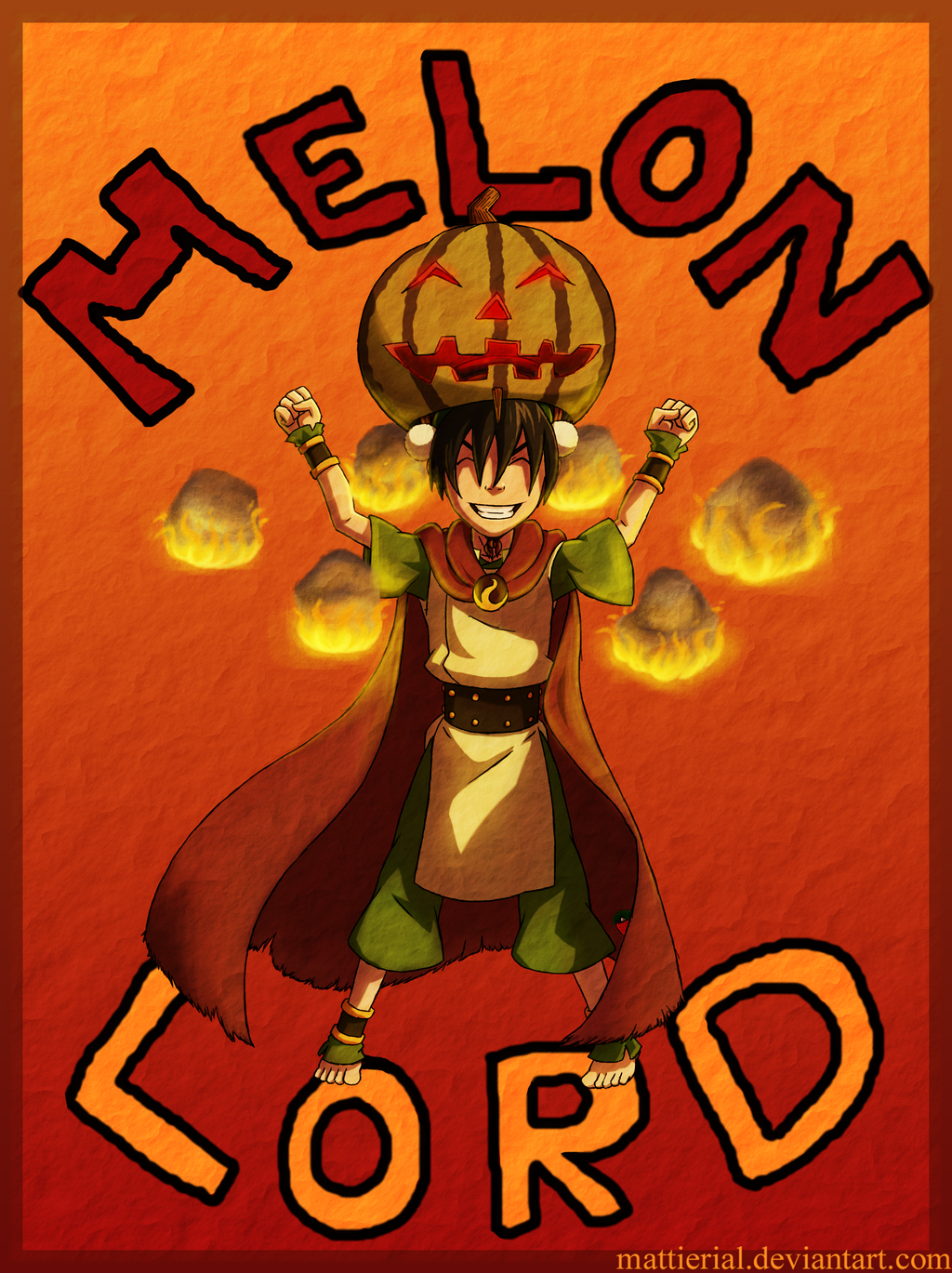 Avatar: MELON LORD by Mattierial