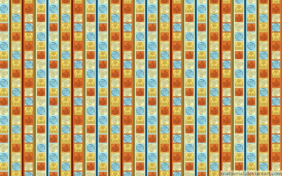 Avatar Advent Calendar: Day 2: The Wallpaper by Mattierial