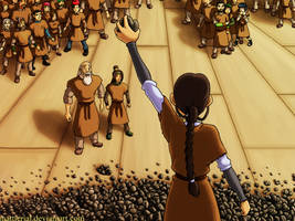 Avatar: Your Fate is in Your Own Hands
