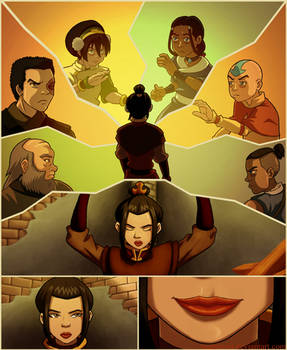 Avatar: The Unlikely Allies
