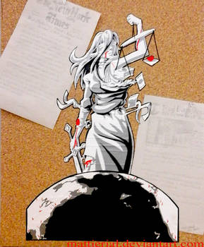 Crimes Against Justice