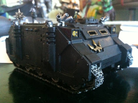 Black Legion Rhino