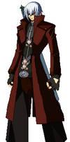 Dante the bloodedge?