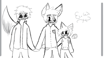 Family photo by screamingEllie