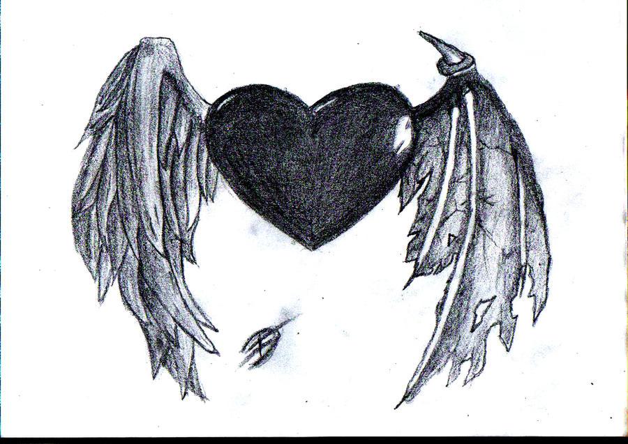 Good - Evil Heart by sawtonic ...