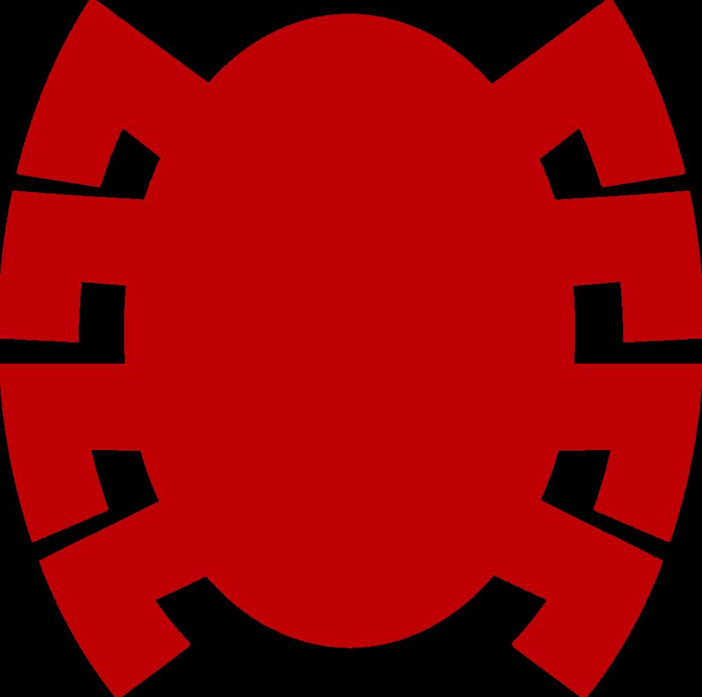spiderman back symbol comic by redknightz01 on deviantart