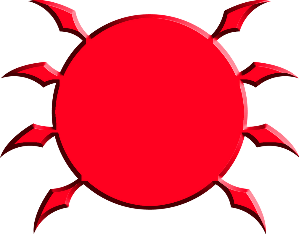 All New All Different Spiderman Back Symbol by redknightz01
