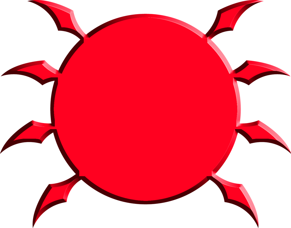 all new all different spiderman back symbol by