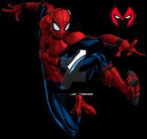 Spiderman MCU marvel avenger alliance / Civil War