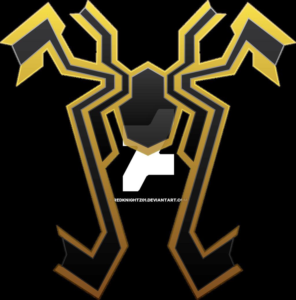 Iron Spider Symbol Mcu By Redknightz01 On Deviantart