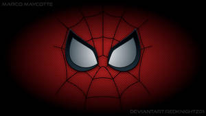 Spider-man The Animated Series - Wallpaper by redknightz01