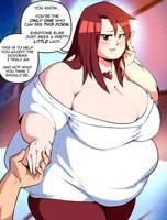 Fat Godess (OC)