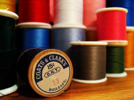 Thread. by dewaynesmith