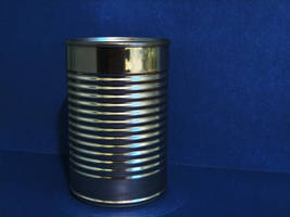 Soup can. by dewaynesmith