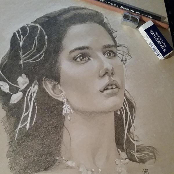 Sarah by TawnyFritz