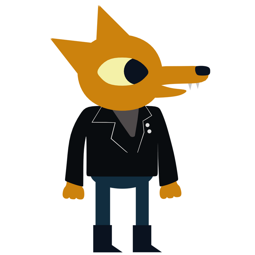 Blender Gregg Night In The Woods By Kaylinygo On Deviantart