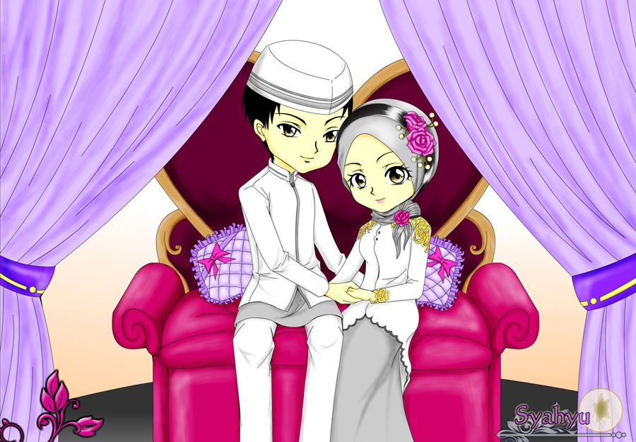 A Picture For My Sister Marriage By Syahyu