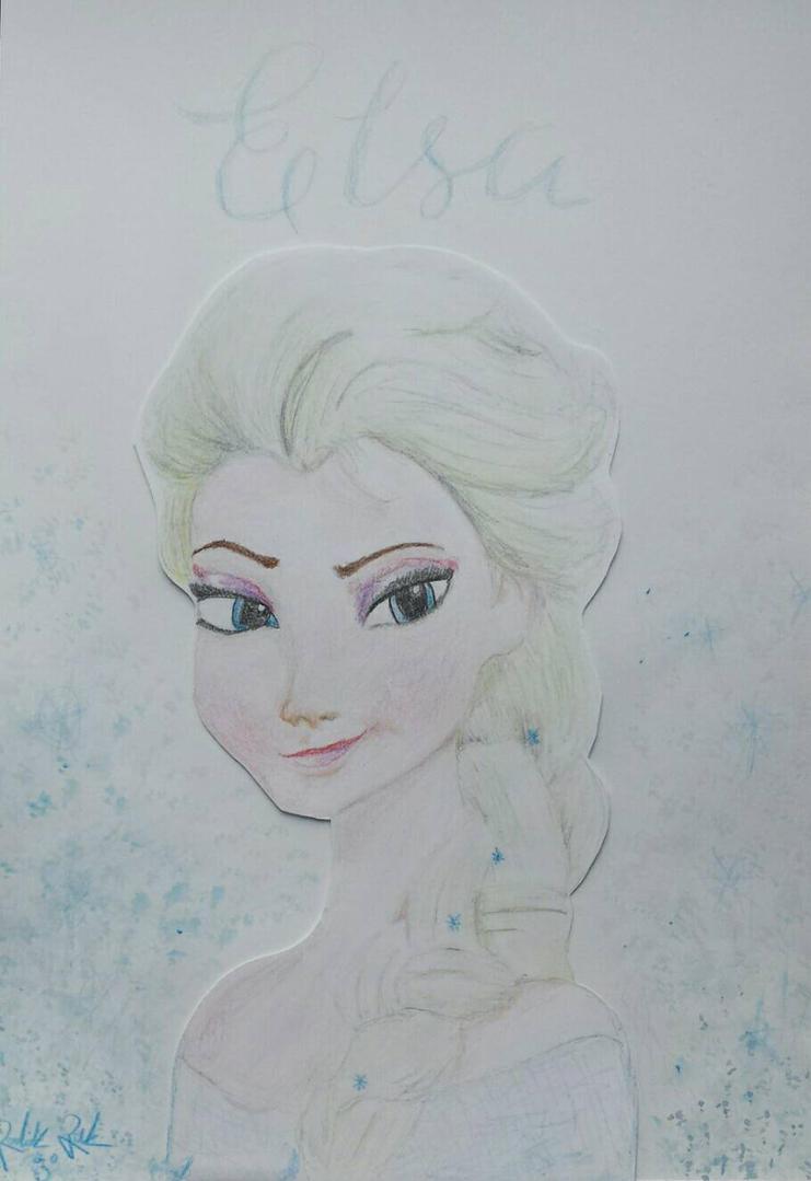 Elsa by radziowatyy