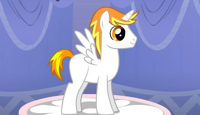 Pyro by Starfall-Pony-Artist