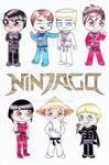 Ninjago: Masters of Spinjitsu