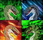 Raptor Squad Headshots
