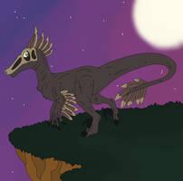 ArtFight 2021: Dark Raptor