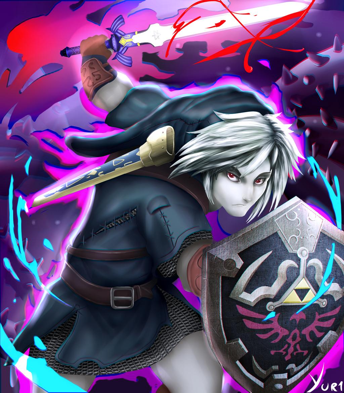 Dark Link by Yur1Rodrigues