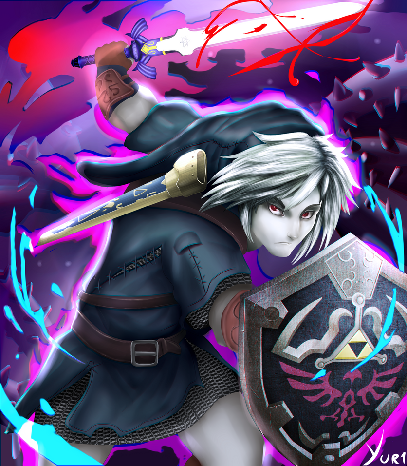 Dark Link by Yur1Rodrigues