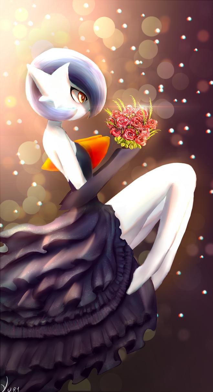Mega Gardevoir Shiny by Yur1Rodrigues