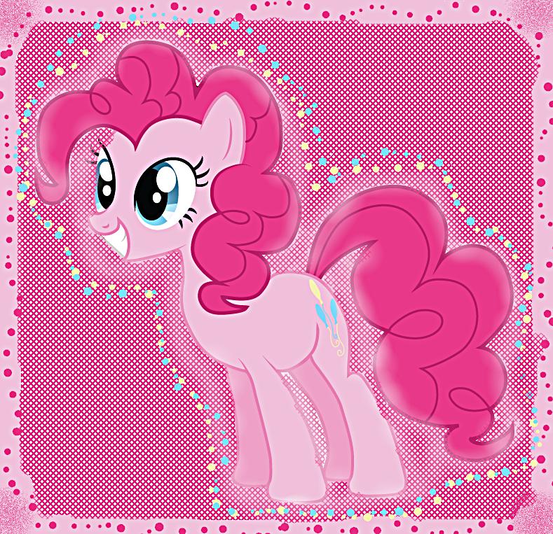 Pinkie Pie by Melaponis