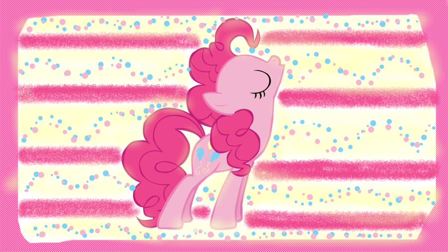 Pinkie Pie by Melaponis