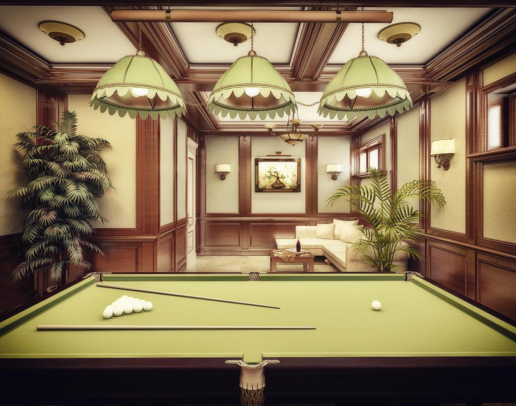 25 Best Images About Billiard Room Designs On Pinterest - Billiard ...