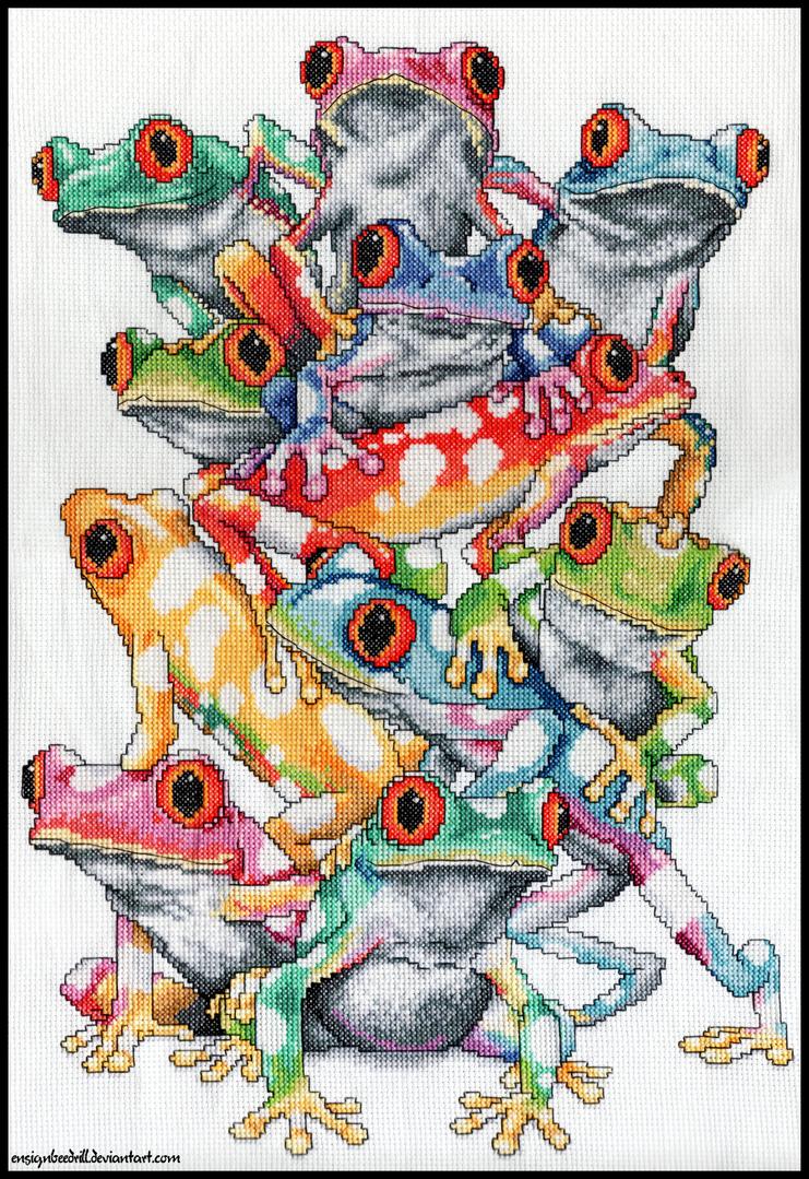 frog_pile_by_ensignbeedrill-d32v2tt.png