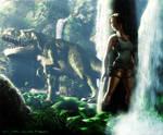 Lara and...