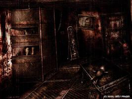 dark room manequins by Zlydoc