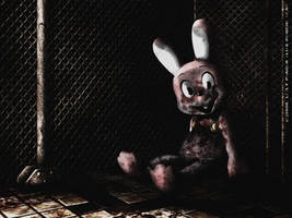 Robbie in Silent Hill by Zlydoc