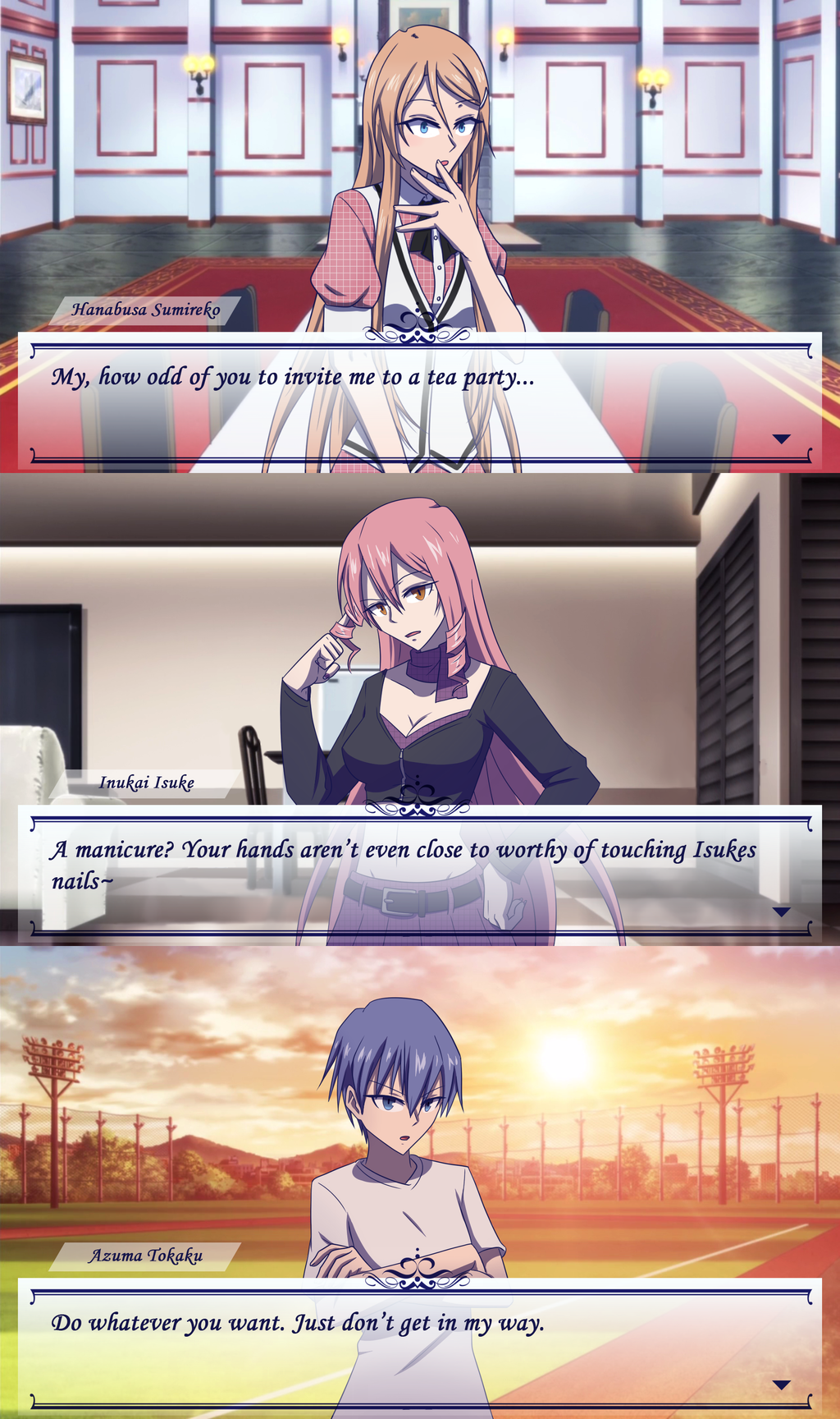 dating Simulering spill