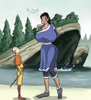 Katara and the Necklace of Growth