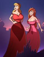 Eilonwys New Dress