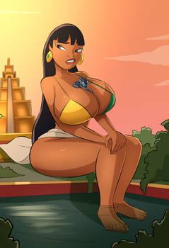 Giantess Chel